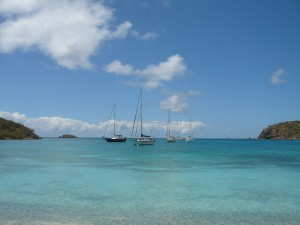 The Sights of St. John - Salt Pond Bay