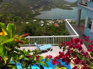 Waterlemon Villa - With a view to Coral Bay