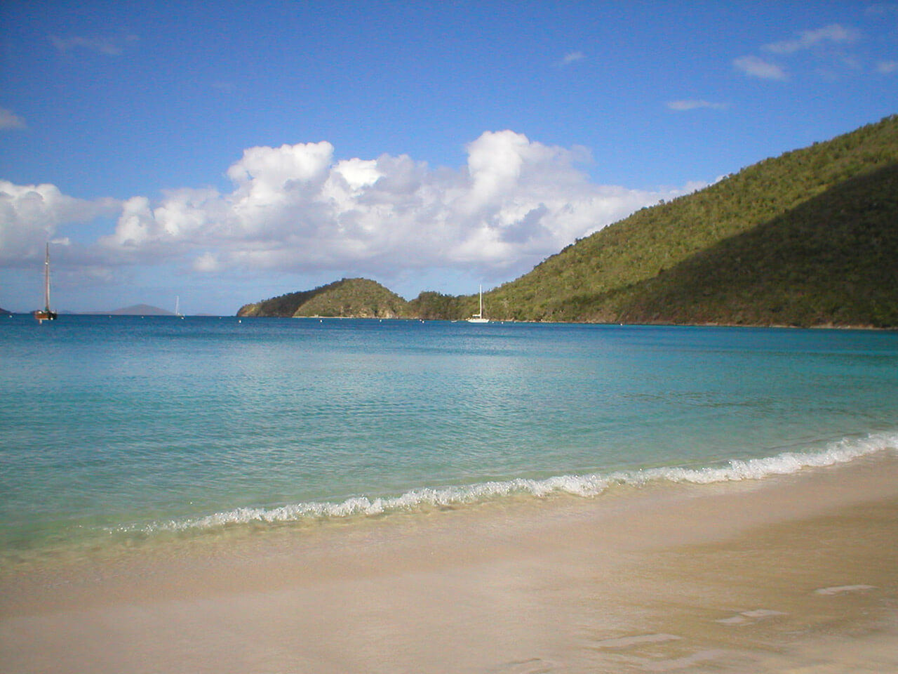The Sights of St. John - Francis Bay